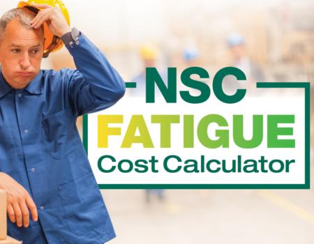Fatigue Cost Calculator