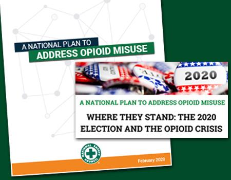 Opioid Presidential Plan