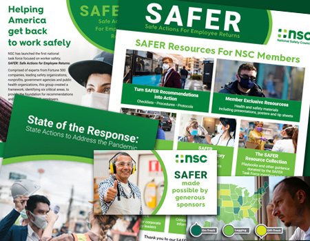SAFER Initiative and Summit
